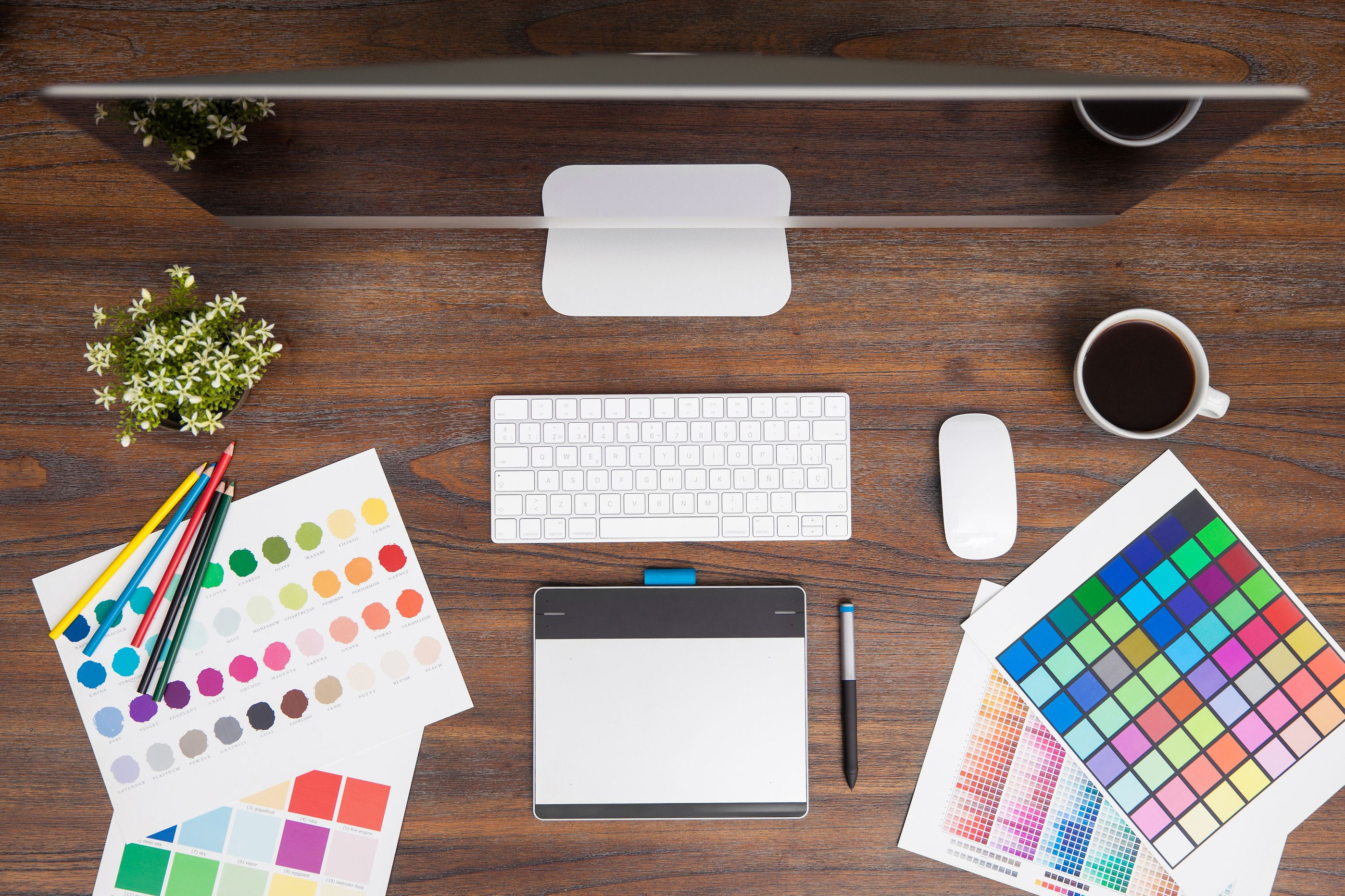 Increase Your Website ROI with Color Psychology