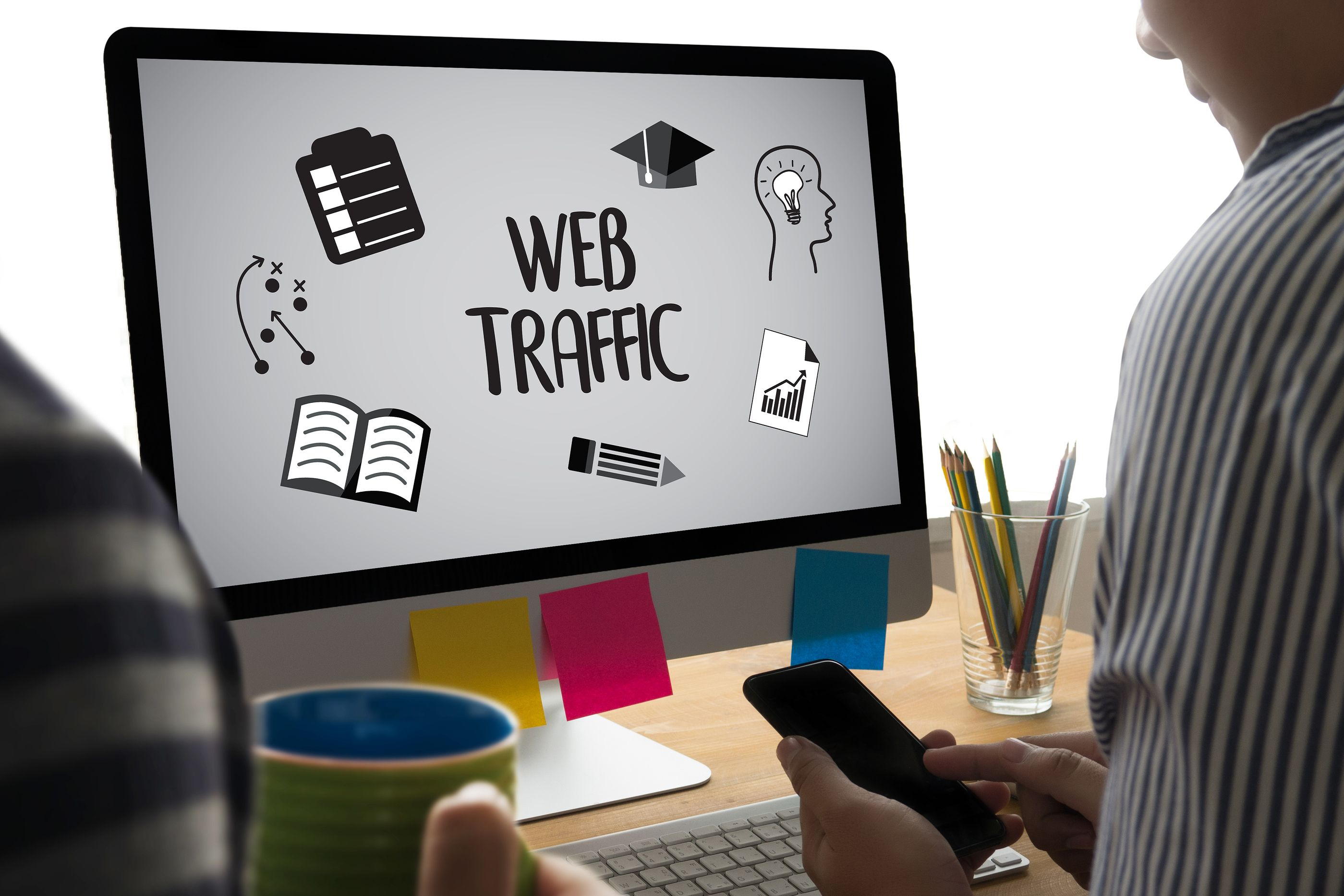 15 Ways to Increase Traffic to Your Website