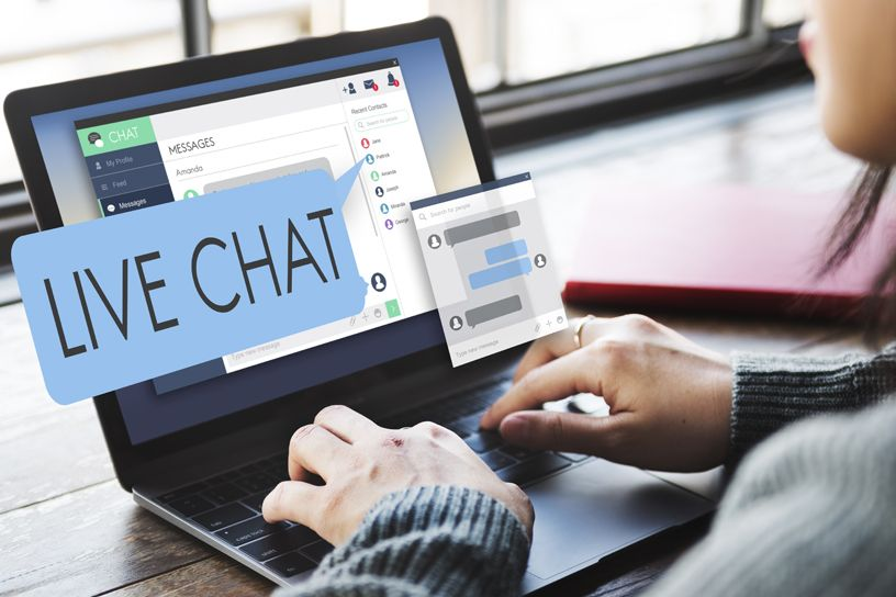 Benefits of Live Chat on your Website