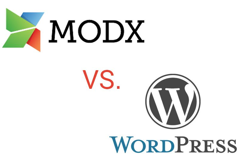 MODX vs. WordPress - Battle of the CMS