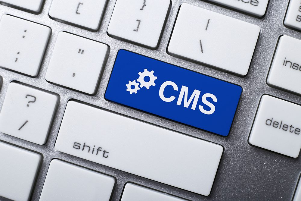 Why You Need a Website with a CMS