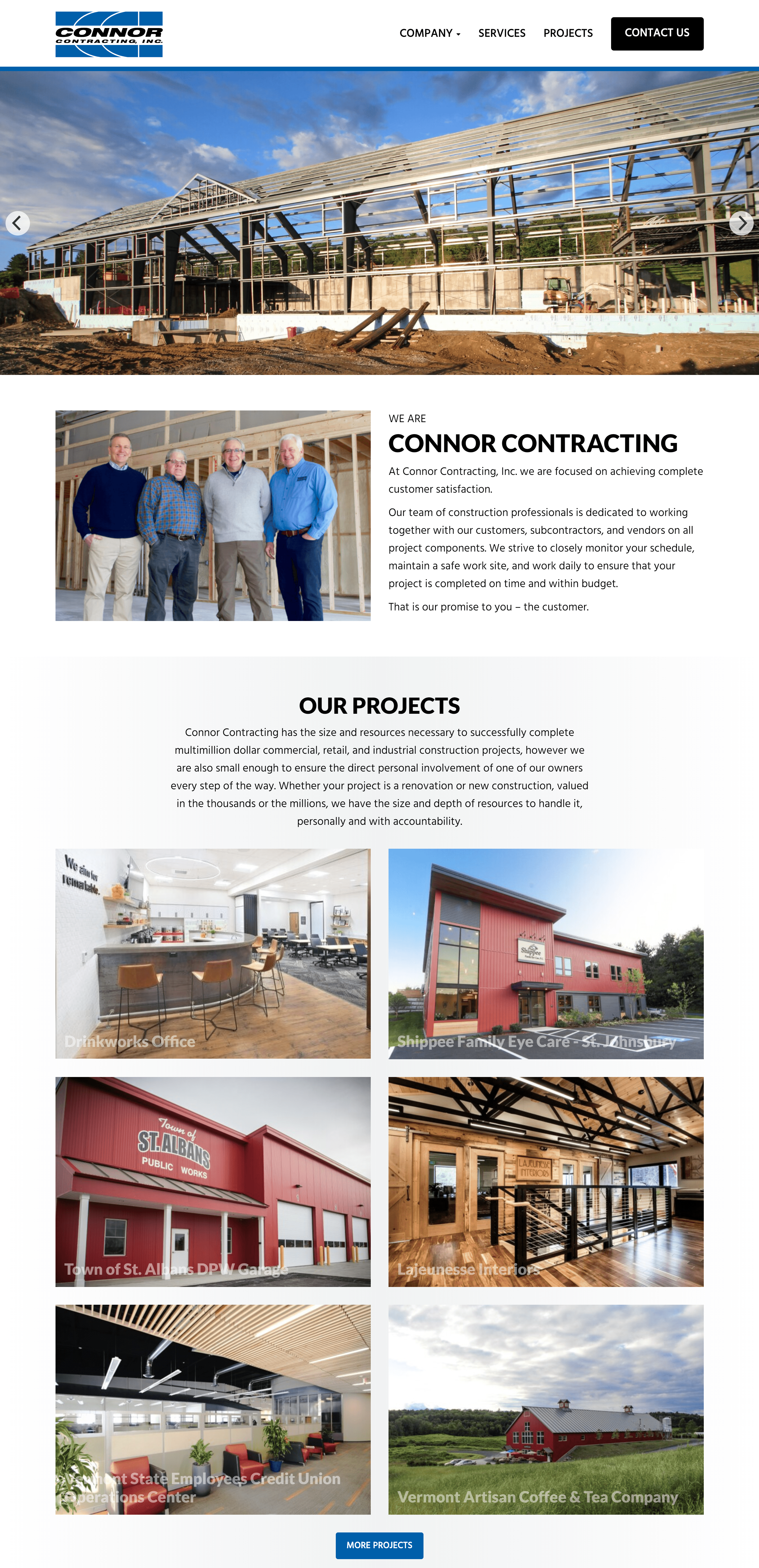 Connor Contracting