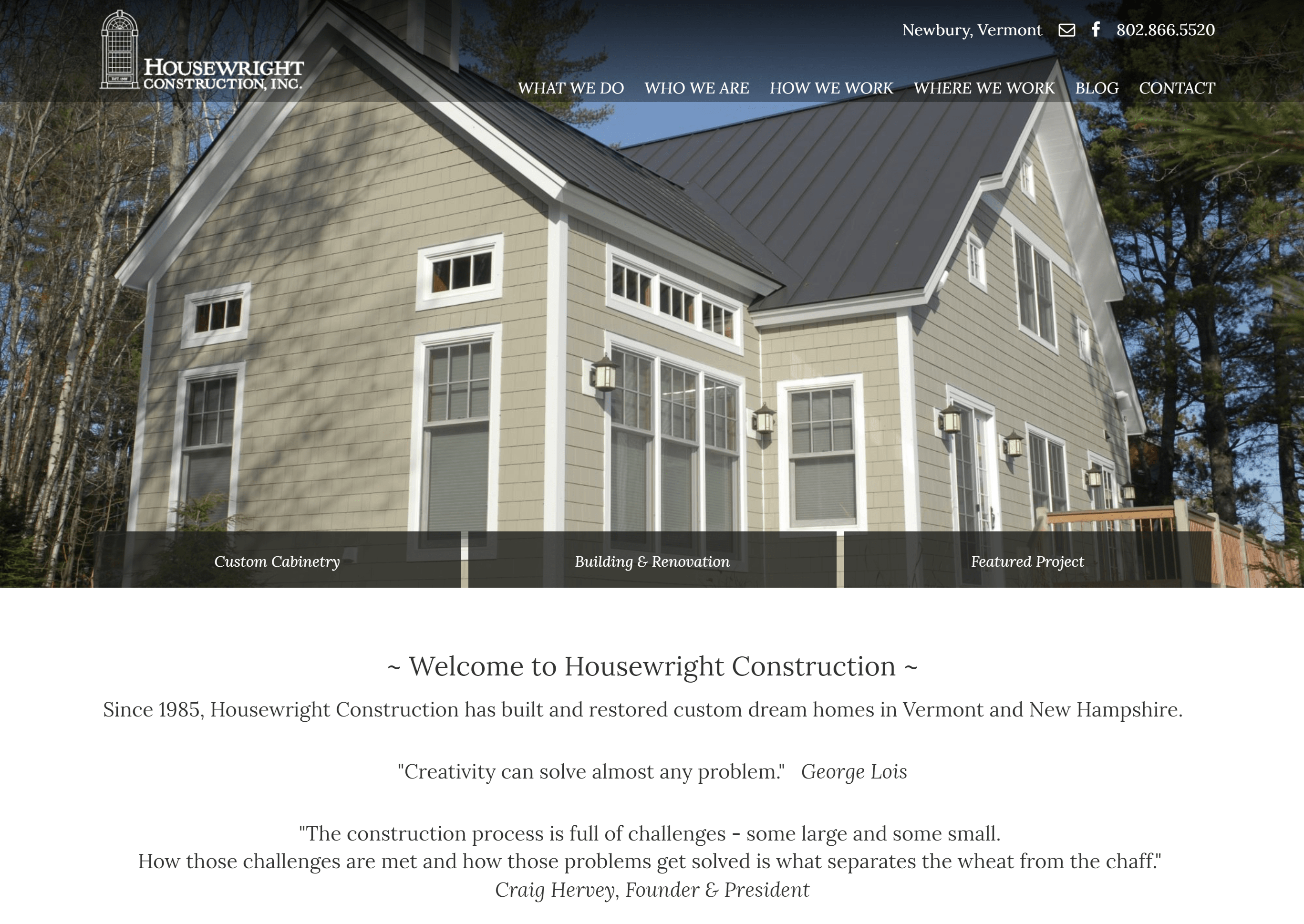 Housewright Construction