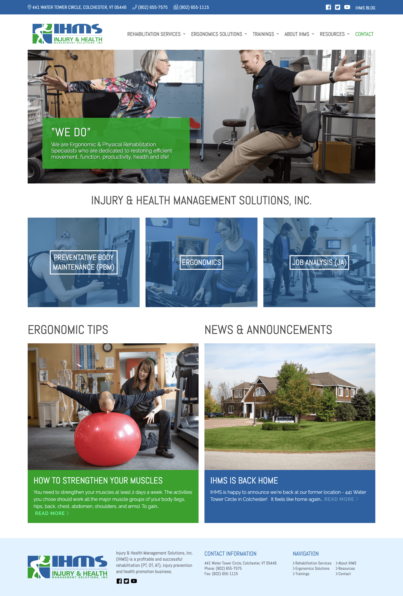 Injury & Health Management Solutions